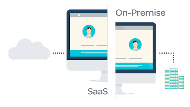Saas vs on-premise