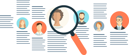 Finding employees: Sourcing and headhunting